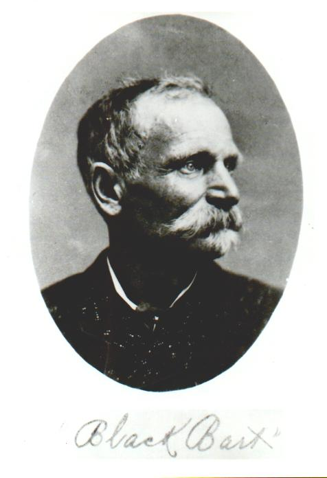 Charles E Boles Known As Black Bart