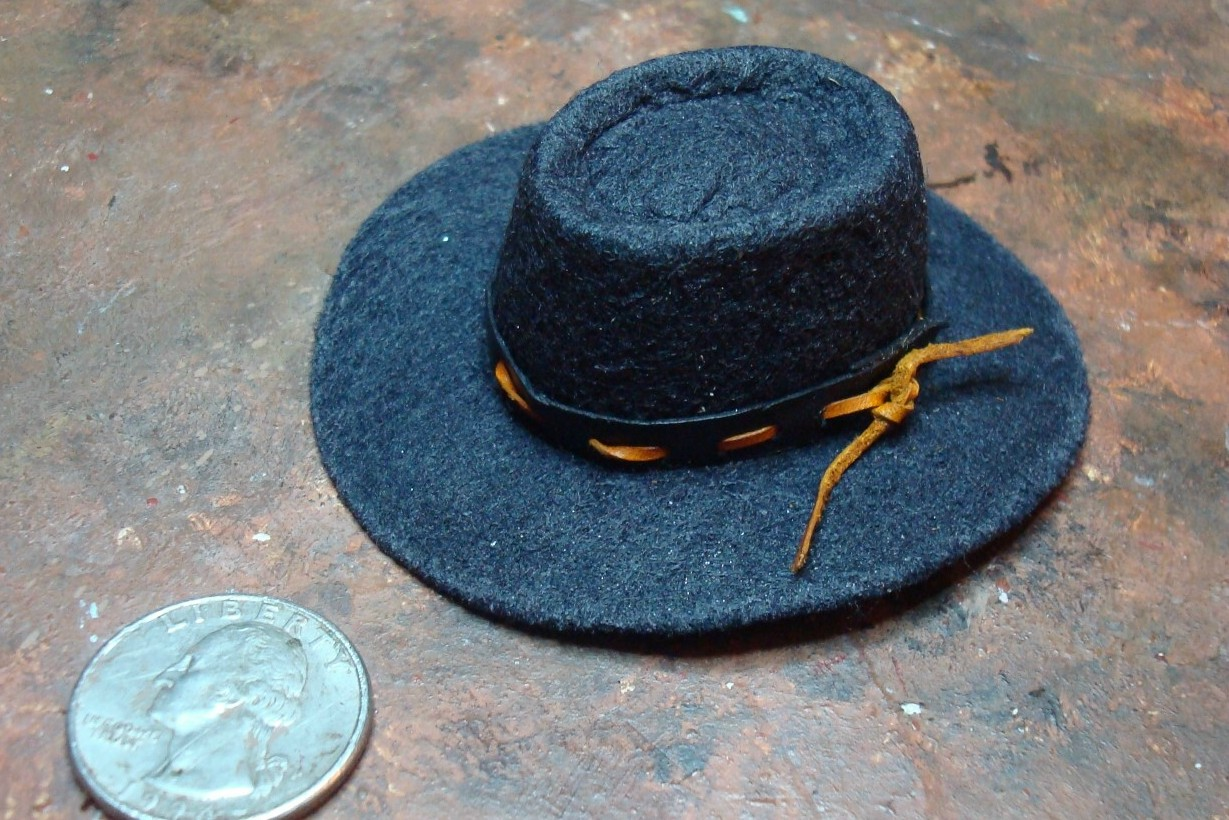 High Plains Drifter Hats